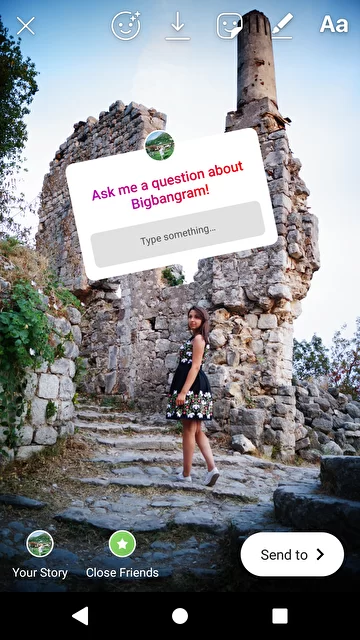 Question about bigbangram