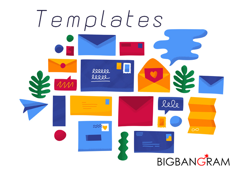 Direct Message Templates for Your